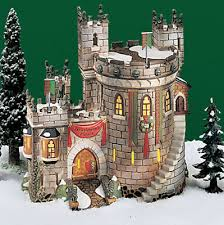 dept 56 dickens dept 56 dickens heathmoor castle 58313 retired limited
