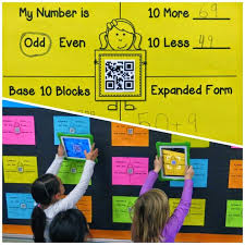 place value mystery number place value mystery number interactive qr code bulletin board