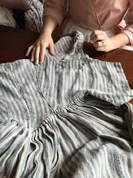 Tousled Bed Sheets Linen Road Written Two Nerdy History Girls The Importance Of Mending C1775