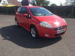 used fiat grande punto 2007 for sale motors co uk
