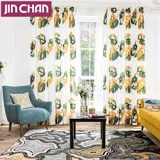 compare prices on jinchan curtains for living room online