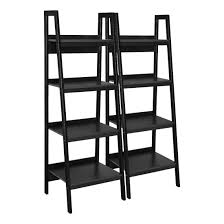 bookcases with ladder altra ladder bookcase bundle 9482096