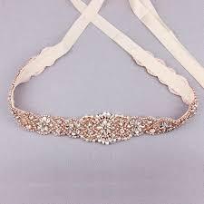 wedding dress sashes gorgeous wedding dress sashes and belts