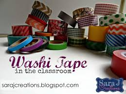 Washi Tape What Is It You Oughta Know About Washi Tape Sara J Creations