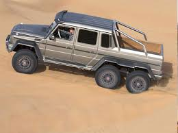 mercedes 6 x 6 g63 6x6 the billionaire shop