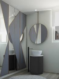tiberino washbasin with mirror of arcadia collection by lo and