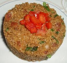 cuisine armenienne itche ou taboulé arménien la cuisine de