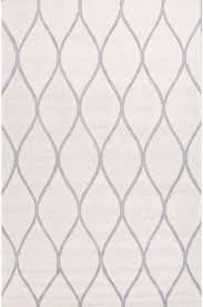 White Area Rug Gray White Area Rug Square Grey Oval Trellis Pattern