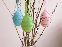 felt easter eggs sew felt easter eggs