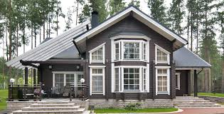 inspiration for traditional log homes honka