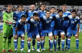 Usbekische Fussballnationalmannschaft