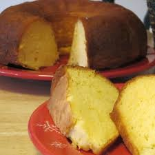 eggnog pound cake 3 steps with pictures