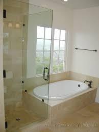 glass tub shower doors frameless best 20 frameless shower enclosures ideas on pinterest glass