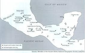 Mesoamerica Map Unit Two