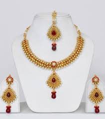 gold plated polki jewellery indian set indian bangles