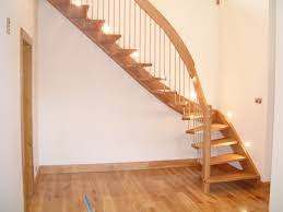 Solid Banister Wooden Staircases Wirral Joiner Wirral