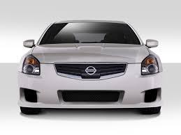nissan 350z front lip nissan maxima 2004 2008 maxima front bumper u0026 front lip
