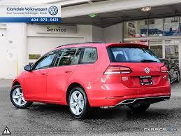 volkswagen red new 2018 golf sportwagen 1 8 tsi trendline 6 speed automatic n a