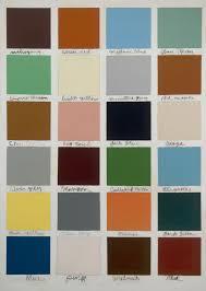 jim dine red devil color chart no 1 1963 oil on canvas 7 u0027 x
