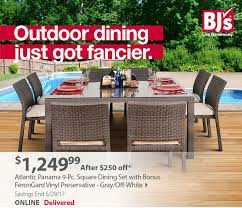 Bjs Patio Furniture by Bjs Wholesale Club Save On Outdoor Furniture Swing Sets And More
