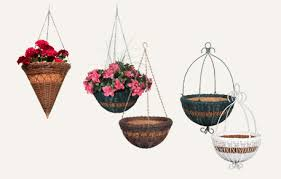 hanging planter basket dmc products hanging planters baskets
