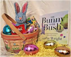 the story of the easter bunny make easter a family tradition with the bunny in the bush
