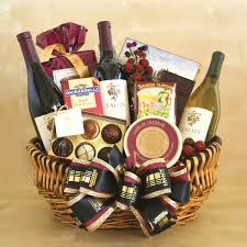 wine gift baskets delivered 40 christmas gift baskets ideas christmas celebrations