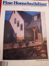 fine homebuilding houses taunton u0027s fine homebuilding magazine lot of 7 1994 w annual houses