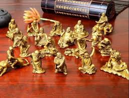 aliexpress help scy506 nine turn the universe ding copper ornaments zhaocai help