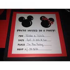 7 best mickey and minnie joint party images on pinterest