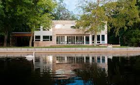 modern lake homes home design ideas