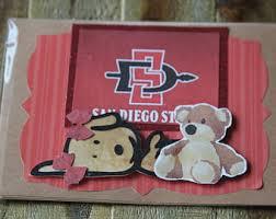 san diego state alumni license plate frame san diego state etsy