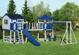 backyard swing sets regal retreat children39s outdoor swing sets