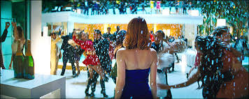 house pool party la la land filming locations the pool party someone in the crowd