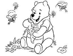 winnie pooh coloring book download free coloring pages