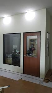 plasterboard wall office partition specialist contractor