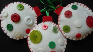 button christmas ornaments youtube