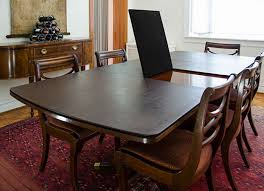 table pads for dining room tables round mahogany dining table pads
