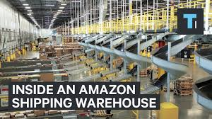 inside out black friday amazon inside an amazon warehouse on cyber monday youtube