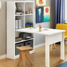 Dorm Desk Bookshelf Desk Bookshelf Combo Wayfair