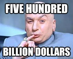 Dr Evil Meme - one million dollars meme 28 images the million dollars question