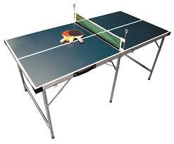 portable ping pong table portable ping pong table regulation size best table decoration