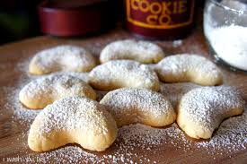 almond crescent christmas cookies quotes for all