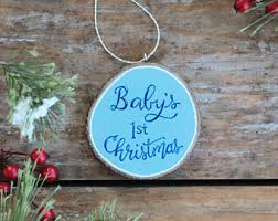 baby boy ornament etsy