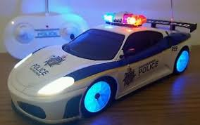 remote control police car with lights and siren ferrari police car radio remote control car led sirens siren sound