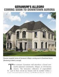 mattamy home design center gta geranium from the ground up new home builder in ontario