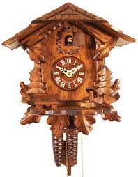 features scenic detail clock is one day weight driven and