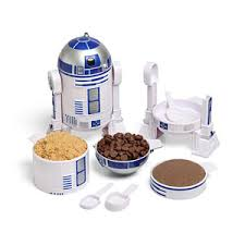Star Wars Bathroom Accessories Star Wars R2 D2 Measuring Cup Set Exclusive Thinkgeek