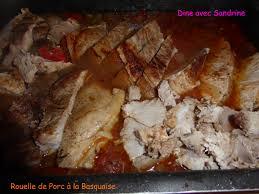 comment cuisiner une rouelle de porc une rouelle de porc à la basquaise