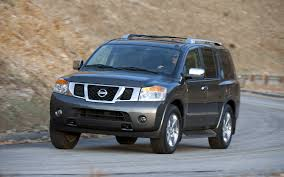 nissan armada cargo space 2012 nissan armada platinum editors u0027 notebook automobile magazine